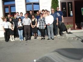 Alpine NMR Workshop Cluj-Napoca 2009