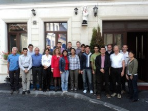 Alpine NMR Workshop Cluj-Napoca 2011